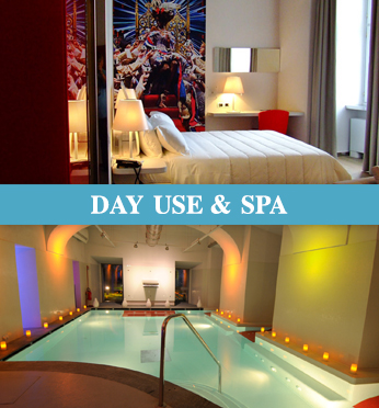 Day Use & Spa