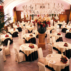 Restaurant for weddings in Turin