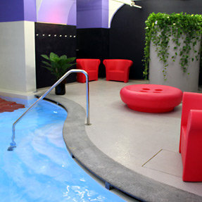 Spa - Water Area